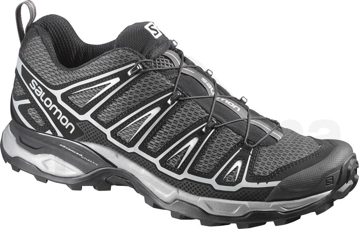 338bfcf9675 Pánská turistická goretexová obuv Salomon X Ultra 2 - černá
