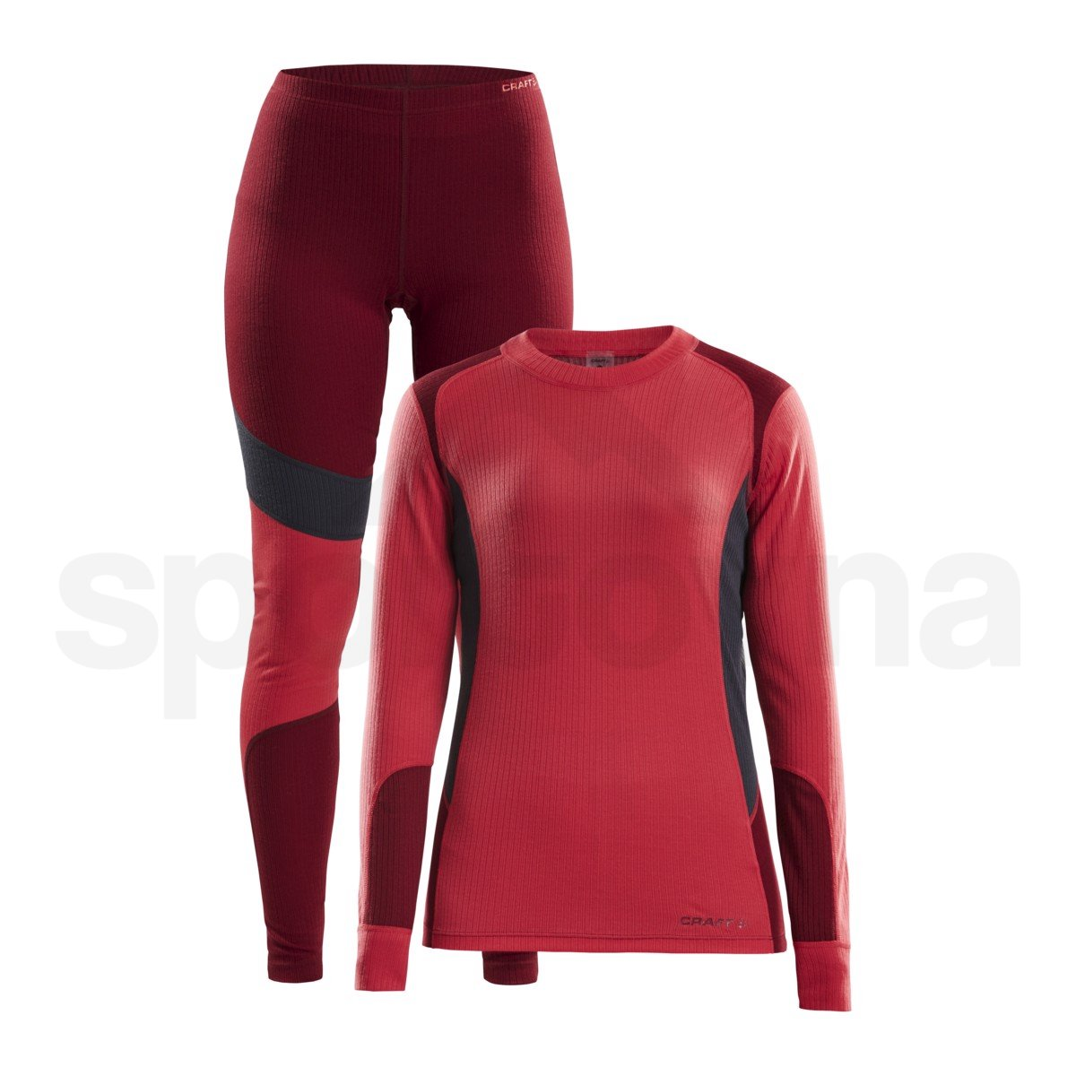 w-set-craft-baselayer-cervena-se-sedou