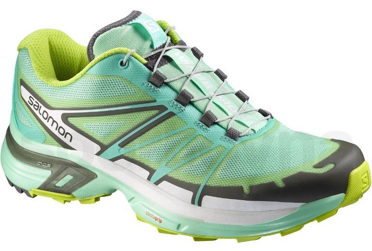 salomon-wings-pro-2-w-green-2016