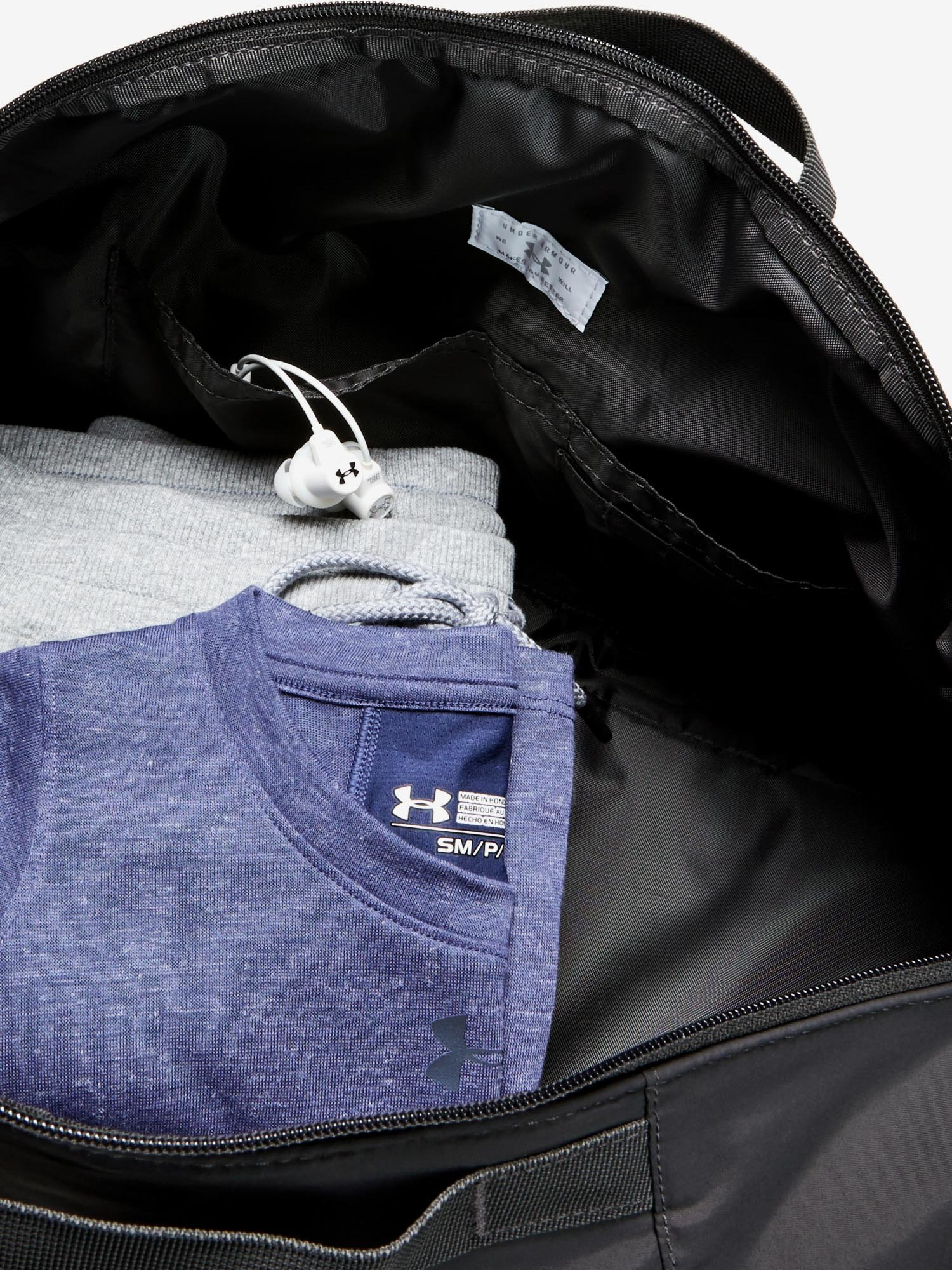 Taška Under Armour Midi Duffel 2.0 - šedá