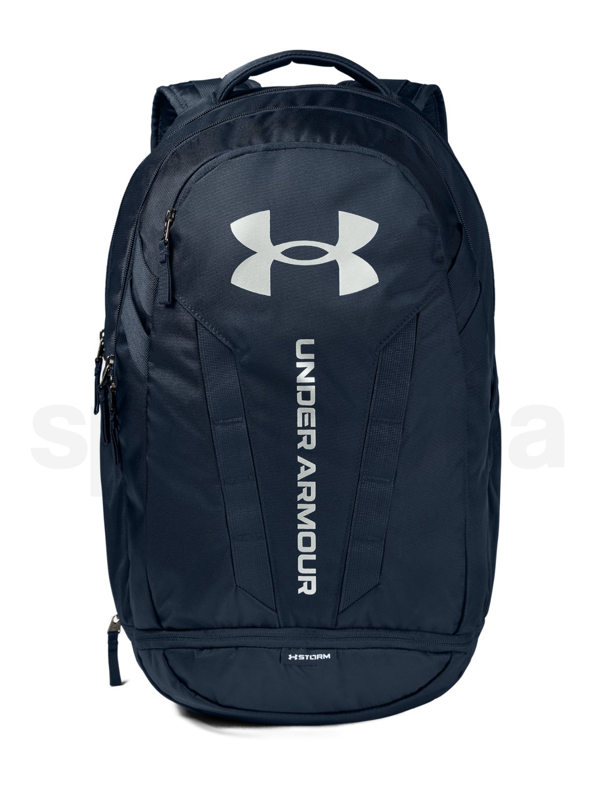 Batoh Under Armour Hustle 5.0 Backpack - modrá