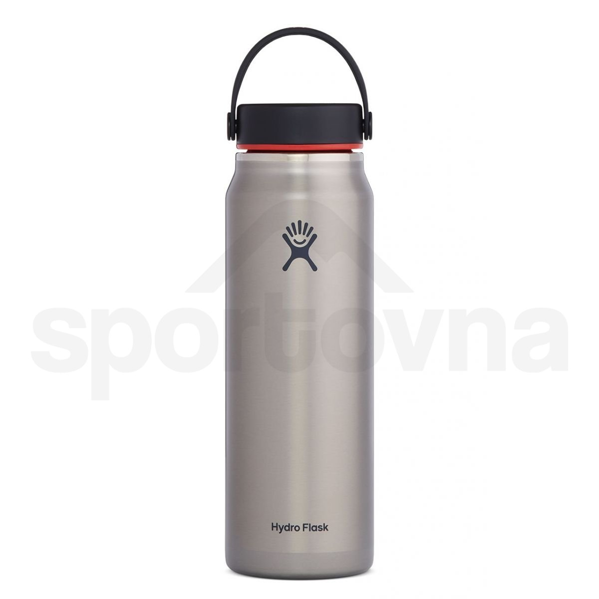 Termoska Hydro Flask 32oz Lightweight Wide - šedá