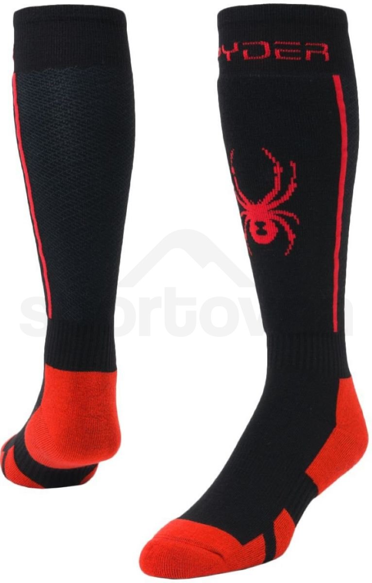 Spyder Sweep Socks black