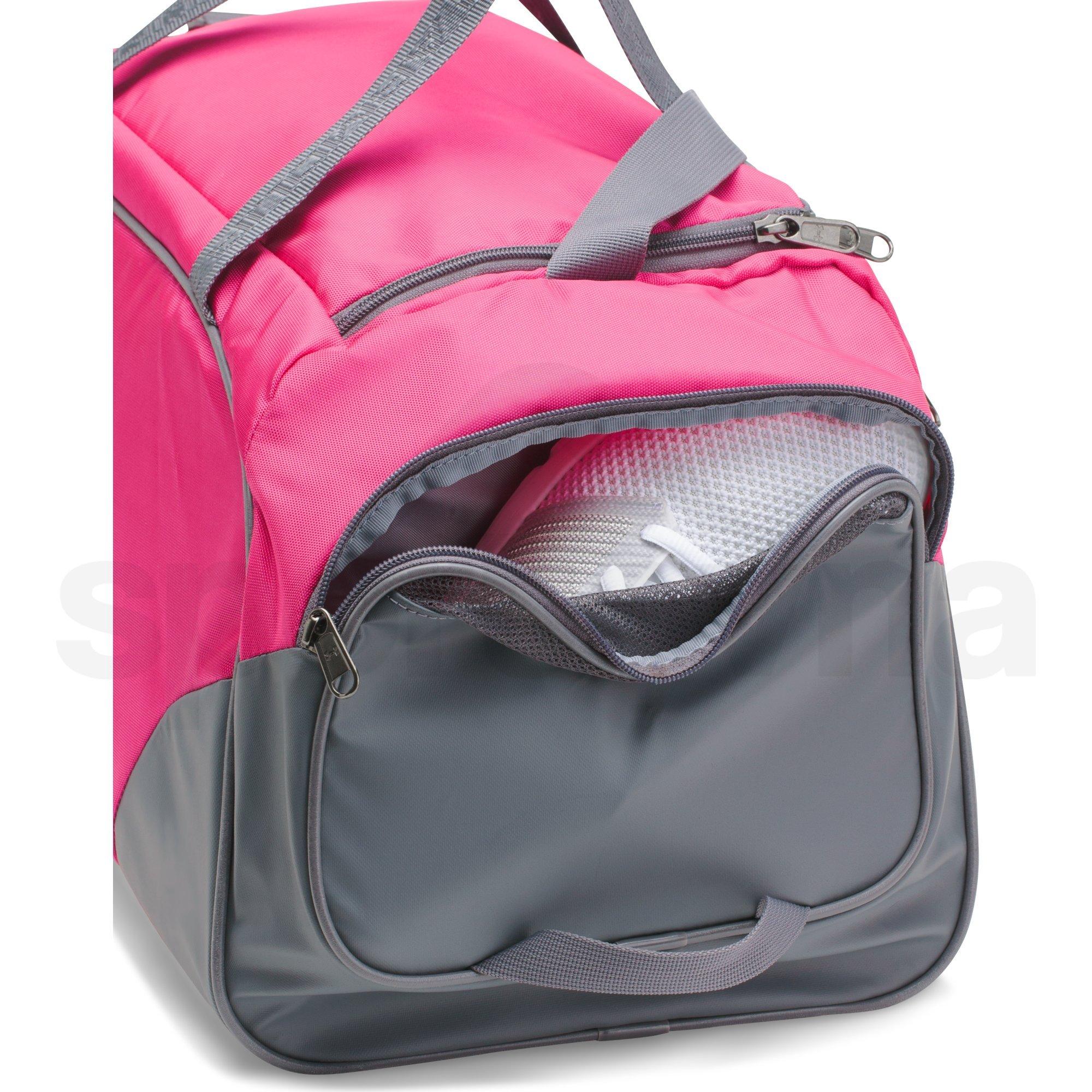 87e7186cd8be Sportovní taška Under Armour Duffle 3.0 MD - PNK - 1300213-654 ...