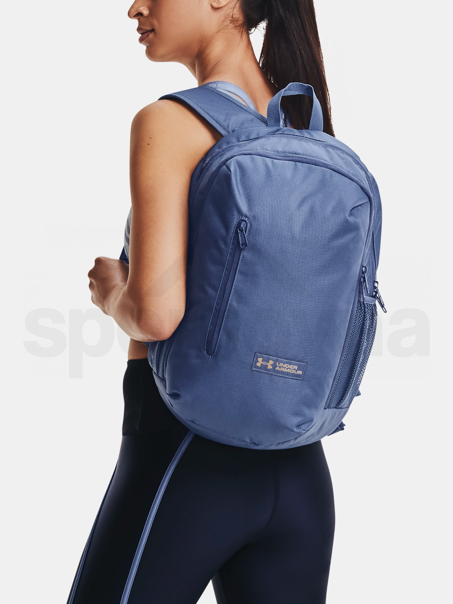 Batoh Under Armour Roland Backpack - modrá