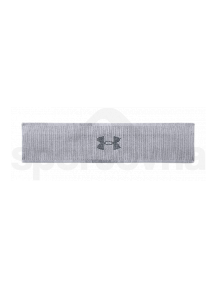 Čelenka Under Armour Jacquard Perfect - šedá