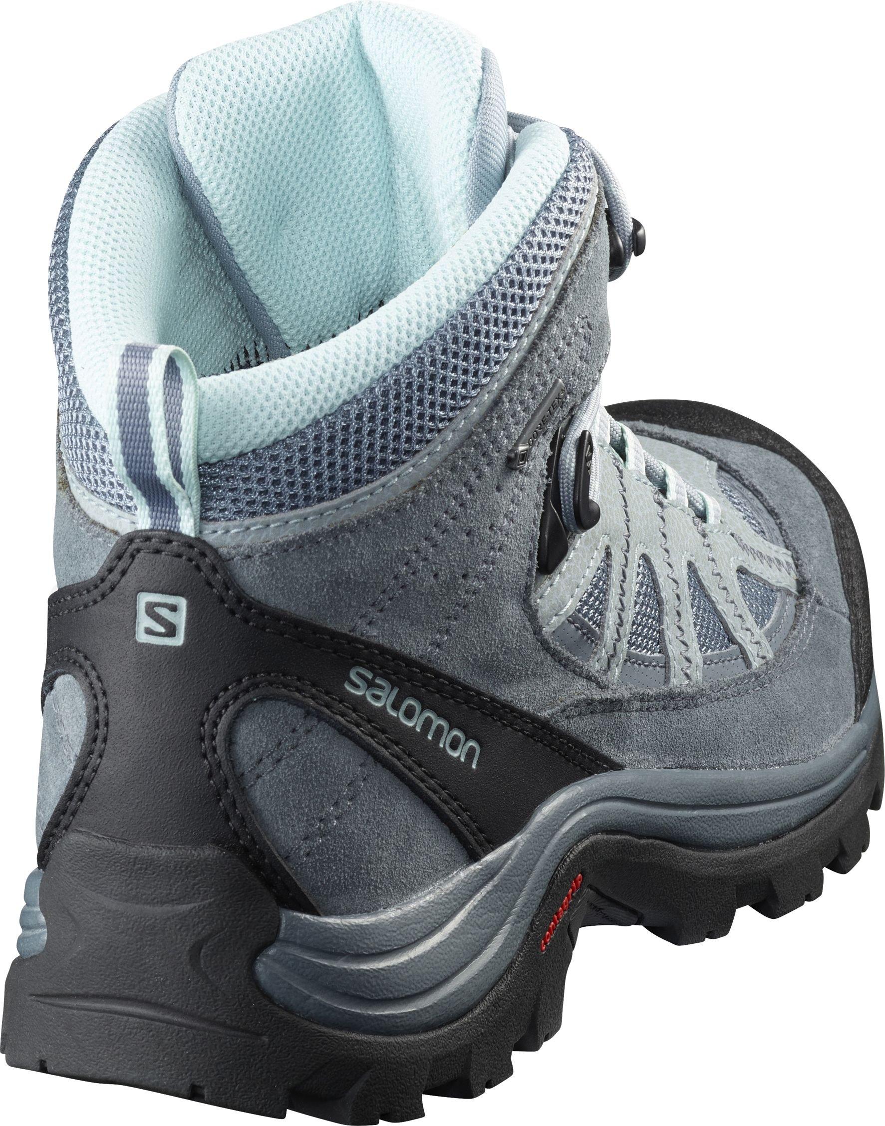 dde683151fc76 Dámská turistická obuv Salomon AUTHENTIC LTR GTX W Le/Stormy Wea/E ...