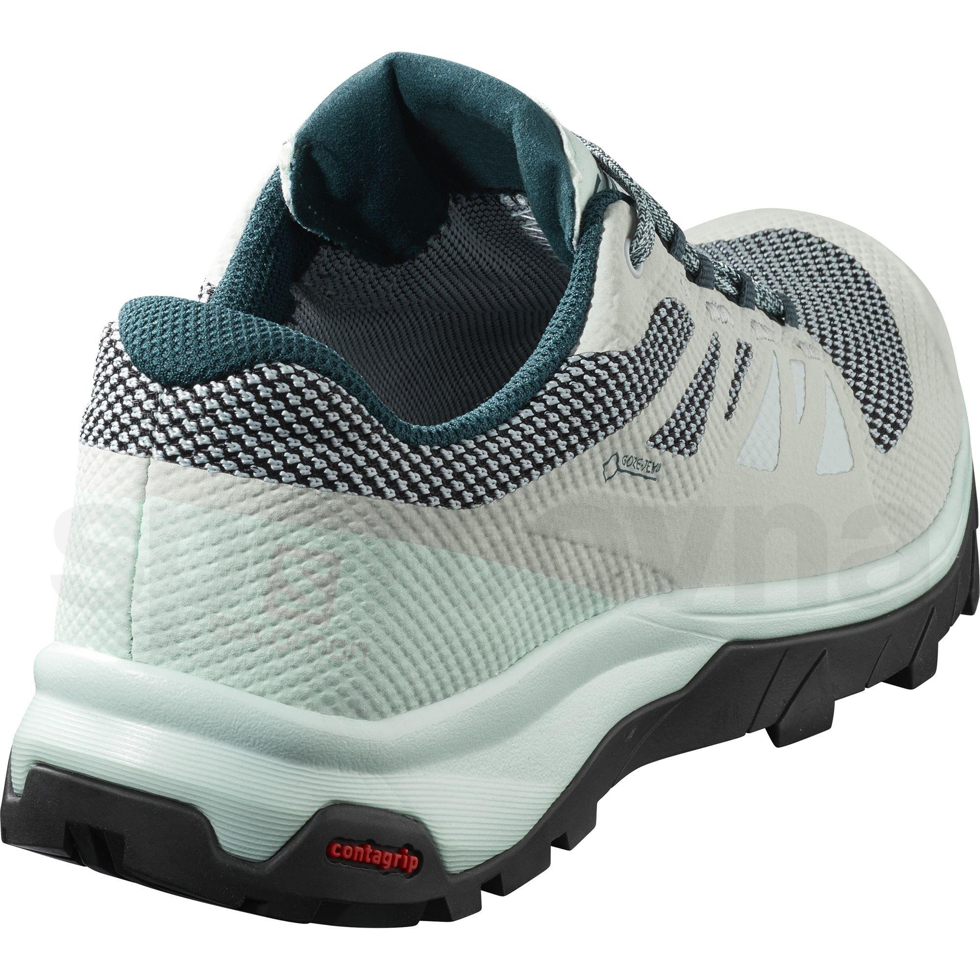 Dámská turistická obuv Salomon OUTLINE GTX W Pearl Blue Icy Morn R ... 15b037bdcb0
