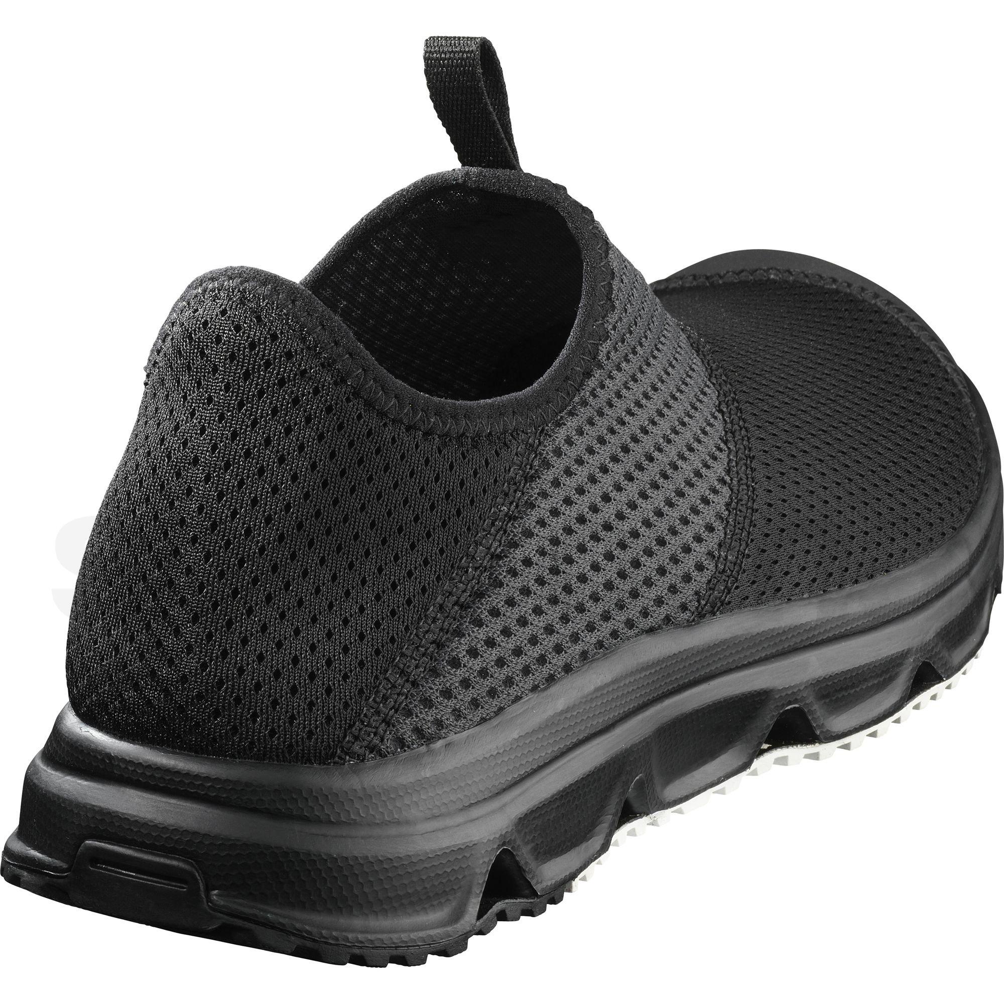 3e869227a7da Pánská relaxační obuv Salomon RX MOC 4.0 M Black PHANTOM White ...
