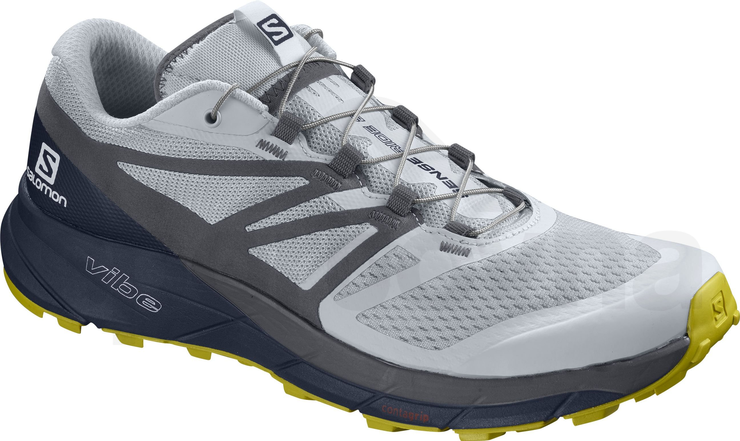 97881abb5f16 Pánská trailová běžecká obuv Salomon SENSE RIDE 2 Dahlia CHERRY TO ...