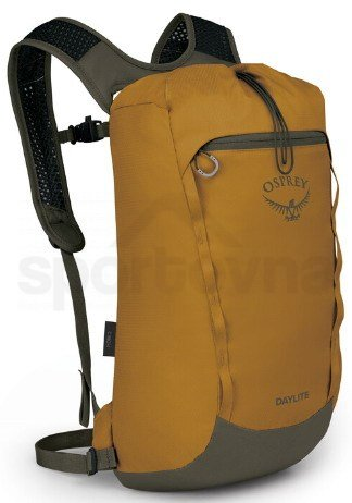 10011918OSP_DAYLITE CINCH PACK, teakwood yellow
