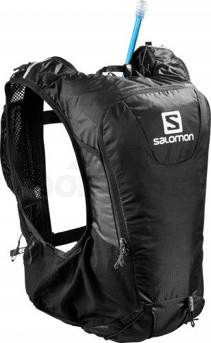 81ed1291fb Sportovní batoh Salomon SKIN PRO 10 SET Black - LC1092300 - Sportovna