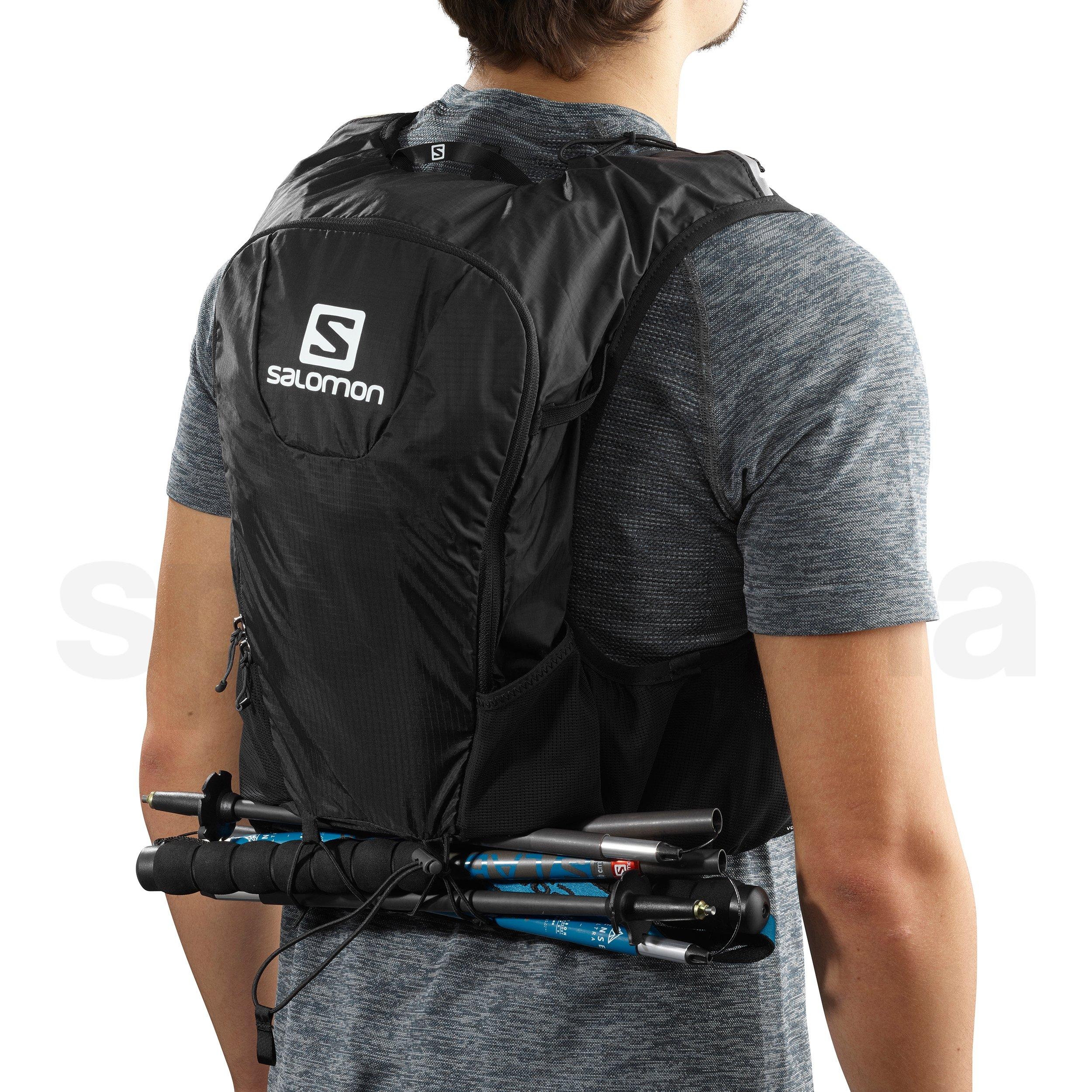 221c67f926 Sportovní batoh Salomon SKIN PRO 10 SET Black - LC1092300 - Sportovna