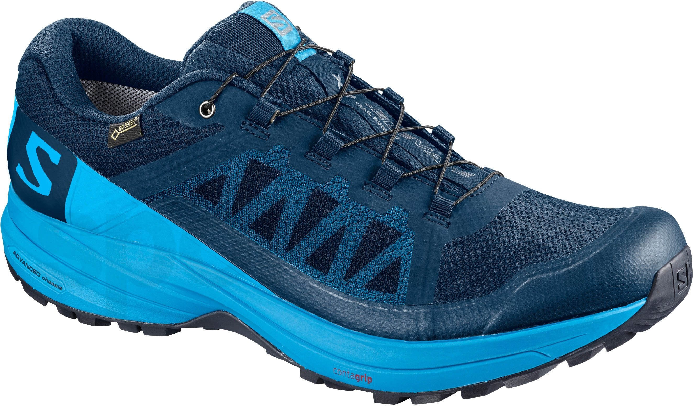 Pánská trailová běžecká obuv Salomon XA ELEVATE GTX M Poseidon ... 7cecb8cee93