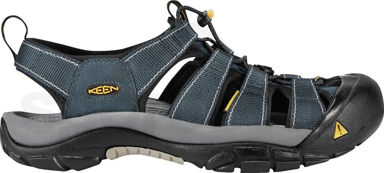 b48156468f1a Pánské sandály Keen Newport H2 M - navy medium grey - Sportovna