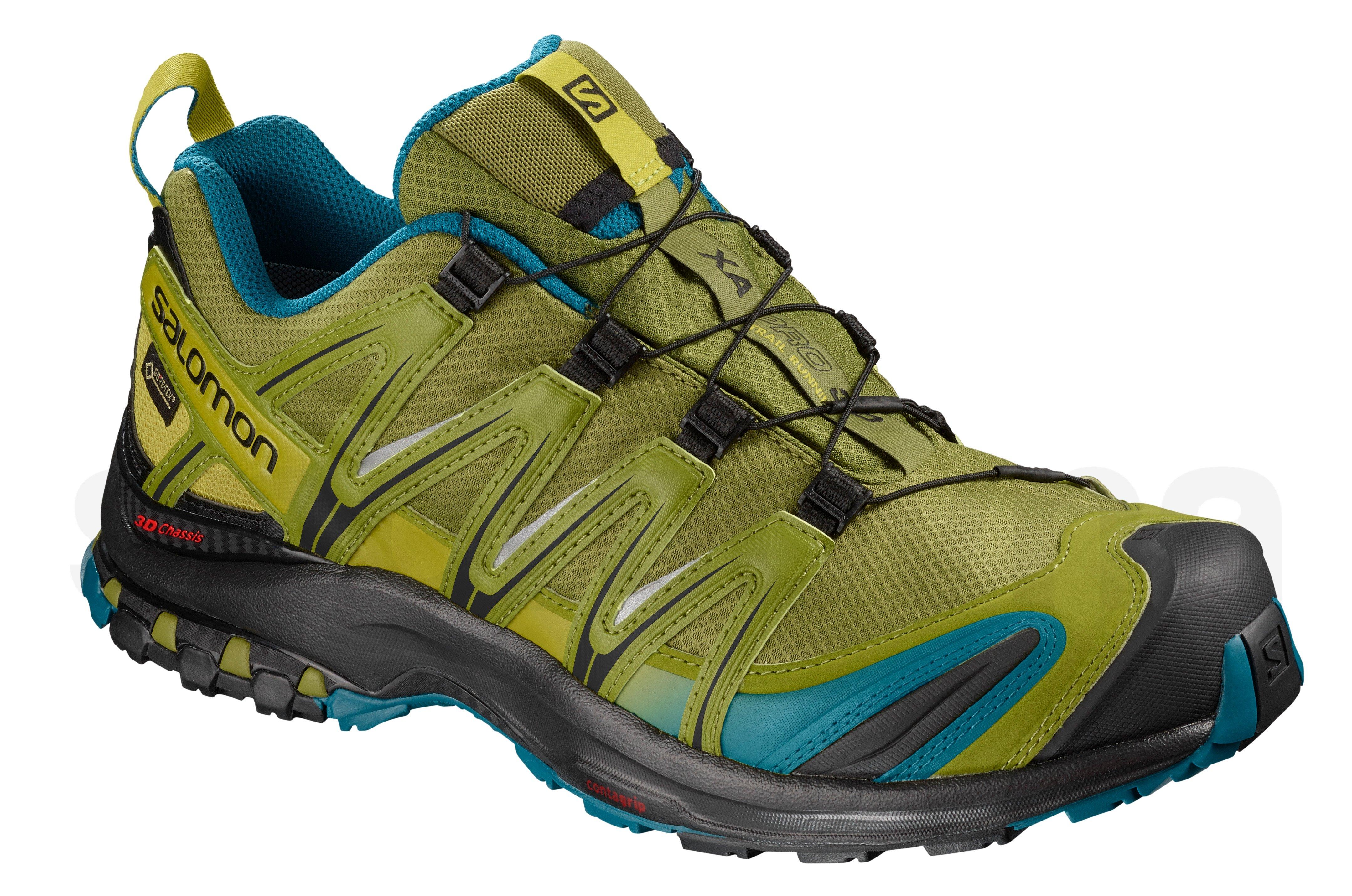 18497e2378 Pánská trailová běžecká obuv Salomon XA PRO 3D GTX M Quacamole Deep -  L40472000. L40472000 0 M xa pro 3d gtx guacamole.jpg.cq5dam.web.4317.2861