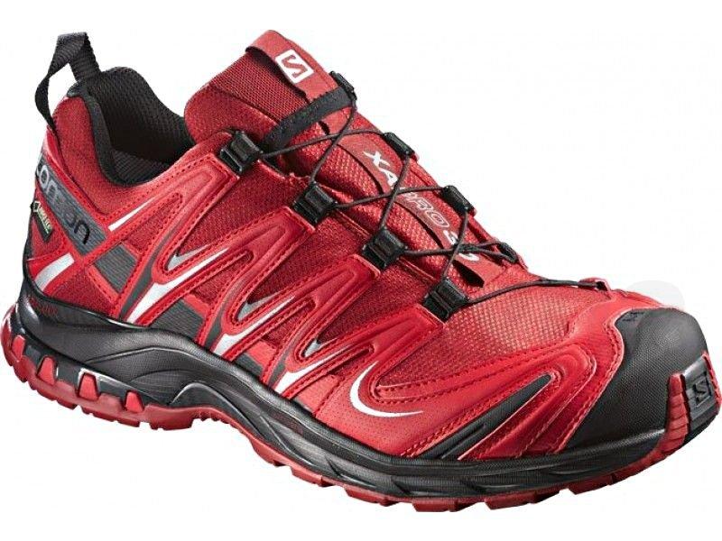 Pánská trailová běžecká obuv Salomon XA PRO 3D GTX M Red - L37593300 ... accbf1a337