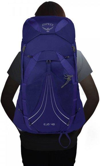 14e90b708 Dámský turistický batoh Osprey Eja 48 - equinox blue - Sportovna