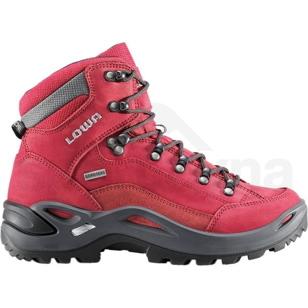 Lowa Renegade GTX Mid red11